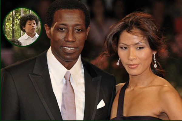 Meet Akhenaten Kihwa T Snipes Photos Of Wesley Snipes Son With Wife Nakyung Park Younolly Com
