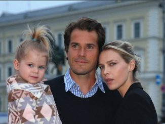 Meet Valentina Haas - Photos Of Tommy Haas' Daughter With Wife Sara Foster