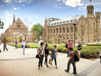 2019 Matching Scholarships For International Students At University Of Adelaide in Australia