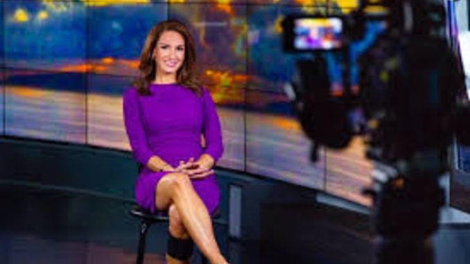Check Out the Stunning Shiri Spear's Life as a Meteorologist