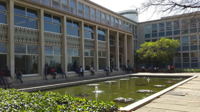 Merit Awards For Postgraduates at the University of the Witwatersrand in South Africa, 2020