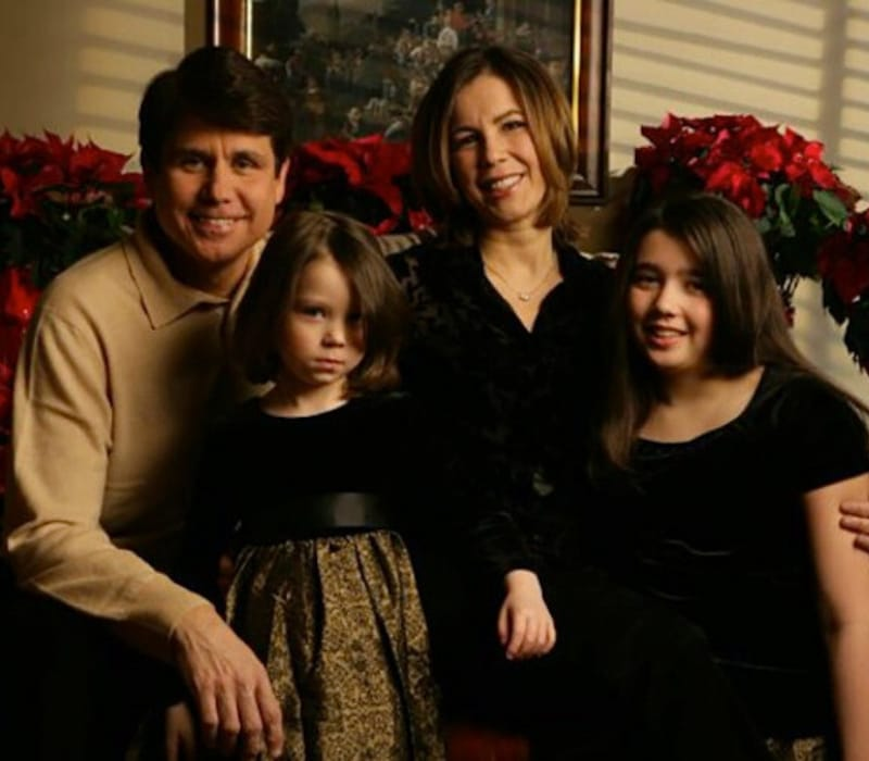 Patricia Blagojevich Daughter